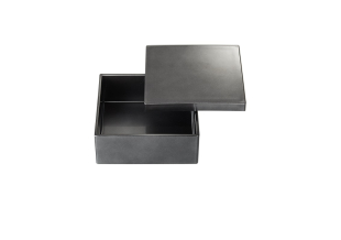 Black Silver & Black Silver 125mm