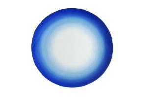 サイドグラデーションプレート(ブルー)