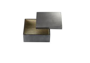 Black Silver & Champagne Gold 125mm