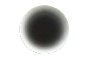 グラデーションプレート(ブラック)