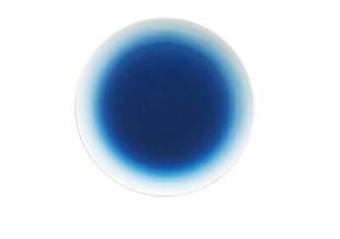 グラデーションプレート(ブルー)