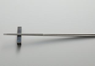 """【カトラリーと合わせるための""""箸""""】ステンレス箸『Tsuru(ツル)』"""