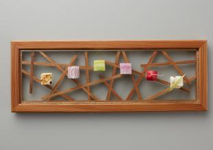 【木組みだけで表現する手作業の極地】組子プレートのご紹介
